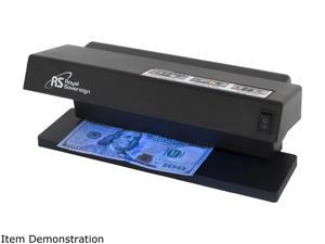 Royal Sovereign RCD-1000 Ultraviolet Counterfeit Detector, Supports New US $100 Notes