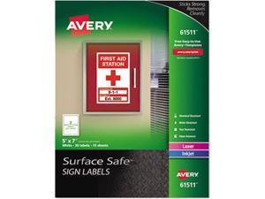 Office Depot Avery 22807