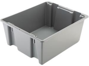 Rubbermaid Commercial RCP 1731 GRA Palletote Box