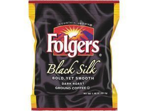 Folgers 2550000019 Coffee, Black Silk, 1.4 oz. Packet, 42/Carton