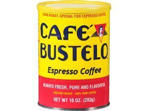Cafe Bustelo 7447100050 Espresso, 10 oz.