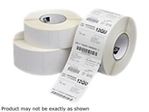 "Zebra 10015347 4""x6"" Z-Select 4000D Labels - 1 Case (12 Rolls)"