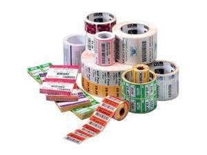 "Zebra 800622-205 Label Paper 2.25"" Width X 2"" Length - 4 / Carton - 3292/Roll - 3"" Core - Paper - Thermal Transfer - White"