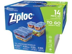 Ziploc 650872CT Food Storage Container Set