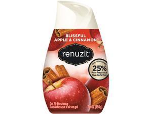 Renuzit 00019800036744 Adjustables Air Freshener, Apples and Cinnamon, 7 oz Cone