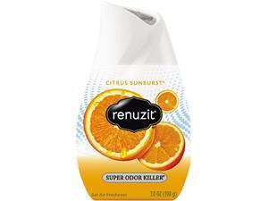 Renuzit 2340035000 Adjustables Air Freshener, Citrus Sunburst, 7 oz Cone