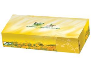 Marcal 2930CT 100% Premium Recycled Convenience Pack Facial Tissue
