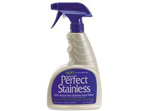 Hope's 22PS6 22 oz. Perfect Stainless Stainless Steel Cleaner and Polish