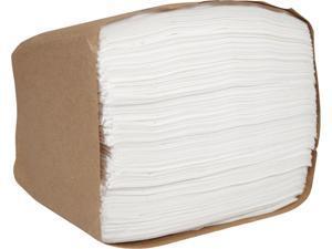 Morcon Paper MOR D1213 Morsoft Dispenser Napkins, 6.5 x 5, White, 250/Pack, 24 Pack/Carton