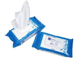 Nice Pak PNCW077233CT Nice'N Clean Unscented Baby Wipes - For Skin - 12 / Carton