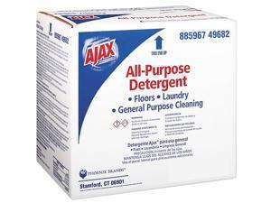 Phoenix Brands PBC 04969 Ajax Low-Foam All-Purpose Laundry Detergent, 36 lbs., Box