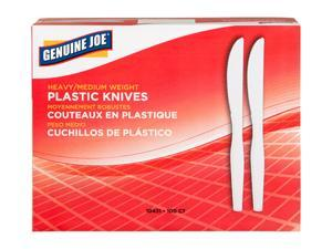 Genuine Joe 10431CT Heavyweight Disposable Knives