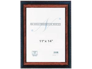 Nu-Dell 17403 Executive Document Frame, 11 x 14, Mahogany