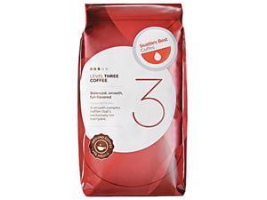 Seattle's Best 11008558 Premeasured Coffee Packs, Seattle's Best LVC-Level 3, 2 oz. Packet, 18/Box