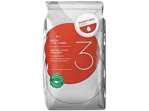 Seattle's Best 11008554 Premeasured Coffee Packs, Seattle's Best DLC Decaf-Level 3, 2 oz Packet, 18/Box
