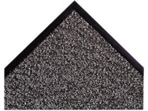 """Crown                                    Dust-Star Microfiber Wiper Mat, 48"""" x 72"""", Charcoal"""