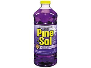 Clorox 40272 Pine-Sol All-Purpose Cleaner, Lavender Scent, 48 oz. Bottle