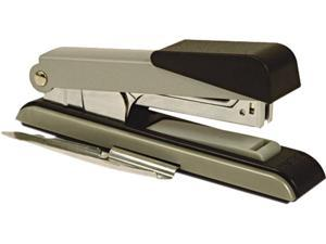 Stanley Bostitch B8RC-FC B8 Flat Clinch Stapler, 40-Sheet Capacity, Black