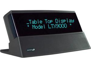 Bematech LTX9000-GY TABLE TOP DISPLAY 9.mm 2X20 RS232 configurable command set - GRAY