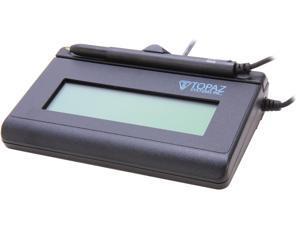 Topaz SignatureGem LCD 1x5 T-L462 Series HID-USB T-L462-HSB-R Signature Capture Pad
