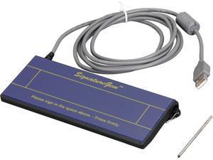 Topaz SignatureGem 1x5 T-S261 Series USB T-S261-HSB-R Signature Capture Pad