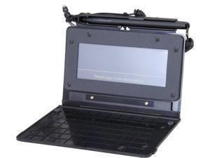 Topaz SigLite Slim 1x5 T-S461 Series HID-USB T-S461-HSB-R Signature Capture Pad