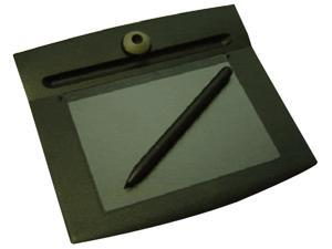 Topaz SignatureGem 4x5 T-S751 Series Serial T-S751-B-R Signature Capture Pad