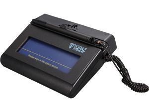 Topaz SigLite 1x5 T-S460 Series Bluetooth T-S460-BT2-R Signature Capture Pad