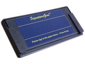 Topaz KioskGem 1x5 T-S261-K Series Serial T-S261-KB-R Signature Capture Pad