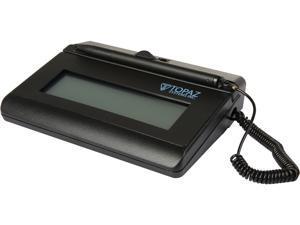 Topaz SigLite LCD 1x5 T-LBK460 Series Bluetooth BackLit T-LBK460-BT2-R Signature Capture Pad