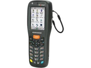 Datalogic Memor X3 Handheld Mobile Computer, Batch, 256 MB RAM/512 MB Flash, 806 MHz, 25-key Numeric, Laser with Green Spot, Windows CE Pro 6.0 - 944250003