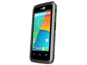 CipherLab RS30 Touch Mobile Computer and Linear Imager, 1.3GHz Quad Core, 8GB Flash/1GB RAM, Android 4.4, GPS, Non-GMS, with Cam, Black - AS30U1CBDBS01