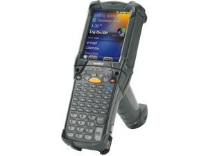 """Zebra MC9200 Series Gun-style Alpha-Numeric Mobile Computer with 3.7"""" Color Touch LCD/1GB RAM/2 GB Flash - MC92N0-GP0SYEAA6WR"""