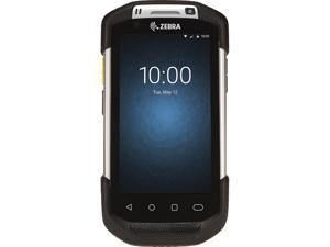 Zebra TC75 Rugged Touch Mobile Computer, SE4750, Front and Rear Cam, Android, 2 SIM/1 SAM/ 1 Micro SD, GMS, US Only - TC75EK-2MB22AB-US