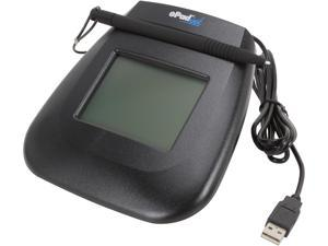 ePadLink ePad-ink VP9805 Electronic Signature Capture Device with Monochrome LCD Display, USB-powered