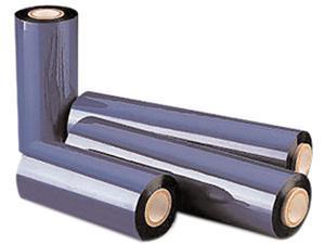 "THERMAMARK RPT2.25-55HW Ribbon, Black, 3.27"" x 885.60 ft., Standard Wax / Resin, CSO, 24 Rolls / Case"