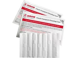 KICTeam CANC1B15WS Canon Check Scan Waffle Clean Cards - 15CT