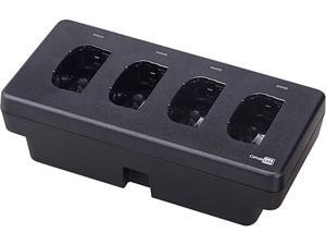 CipherLab A97004BCNN101 9700, Accessory, 4 Slot Battery Charger, Us
