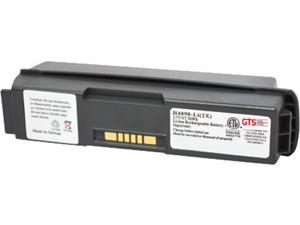 GTS H4090-LI(2X) direct replament battery for Zebra WT4000 / WT4070 / WT4090 / WT4090OW / WT41N0 series scanners (OEM Equivalent# BTRY-WT40IABOH, 82-90005-03)