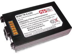 GTS HMC70-LI(36) Battery for the Motorola MC70/MC75