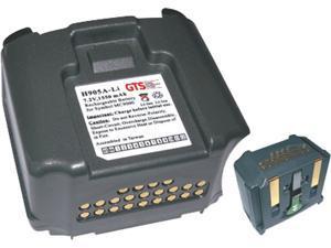 GTS H905A-LI direct replament battery for Zebra MC9000 series scanners (OEM Equivalent# BTRY-MC90SAB00-01 & 21-62960-02)