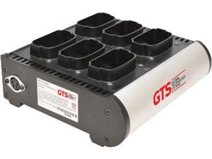 GTS HCH-9006-CHG Direct Replament Charger for Zebra MC9000/91XX/92XX (OEM Equivalent# KIT-SAC9000-4001ES (Includes 2 More Slots)