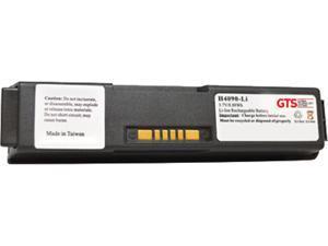 GTS H4090-LI direct replament battery for Zebra WT4000 / WT4070 / WT4090 / WT4090OW / WT41N0 series scanners (OEM Equivalent# BTRY-WT40IAB0E, 55-000166-01)