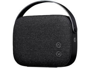 Vifa Helsinki 87063 Hi-Resolution Bluetooth 4.0 Wireless Portable Speaker - Slate Black