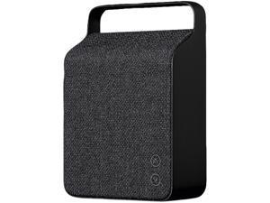 Vifa Oslo 87059 Compact Rechargeable Hi-resolution Bluetooth Portable Speaker - Slate Black