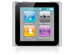 Apple MC526LL/A - 16GB iPod nano (6th Gen) SILVER