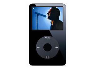 """Apple iPod video 2.5"""" Black 30GB MP3 / MP4 Player MA146LL/A"""