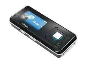 SanDisk Sansa c200 Black 2GB MP3 Player Sansa c250