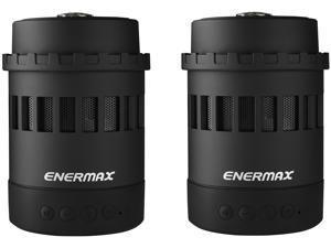 Enermax EAS05-BK Pharoslite 7-in-1 LED Bluetooth Speaker - Black