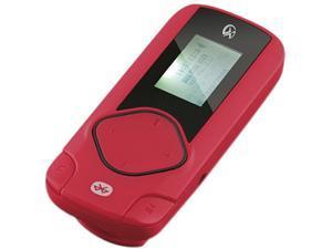 GPX MWB308R 8 GB Flash MP3 Player